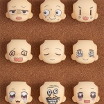 Nendoroid More - Face Swap 02 9Pack BOX(Pre-order)