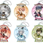 Idolish 7 - Toji Colle Acrylic Keychain vol.1 6Pack BOX(Pre-order)