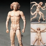 figma - The Table Museum: Vitruvian Man(Pre-order)