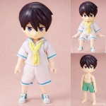 Free! Eternal Summer - Kisekae Action! Niitengo: Haruka Nanase Posable Figure(Pre-order)