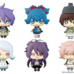 Koedarize Drop 05 - Touken Ranbu Online vol.4 6Pack BOX(Pre-order)