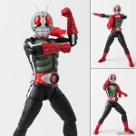 "S.H. Figuarts (Shinkocchou Seihou) - New Kamen Rider 2 ""Kamen Rider""(Pre-order)"