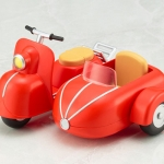 Cu-poche Extra - Motorcycle & Sidecar (Cherry Red)(Pre-order)