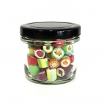 Medium jar of Fruits Mix (70g.Jar)