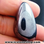 หินเทราเฮิร์ต (Terahertz) หินขัดมันจากญี่ปุ่น (17g) เกรด A