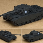 Nendoroid More - Girls und Panzer the Movie: Centurion(Pre-order)
