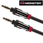 สายสัญญาณ Monster AUX 3.5mm to 3.5mm ความยาว 3 ฟุต (0.91ม.)