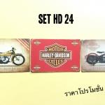 SET HD24 จำนวน 3 เเผ่น ขนาดรวม 90x30 cm