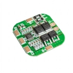 4-Series 18650 Lithium Battery Protection Module 14.8V 16.8V (max. Working Current 10A and max. Transient Current 20A)