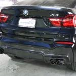 ชุดท่อไอเสีย BMW X4 20i Msport