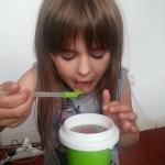 วิธีการทำสเลอบี้ด้วยแก้วทำสเลอปี้ รวมเทคนิคจากประสบการ์ณจริง
