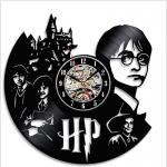 นาฬิกาติดผนัง แฮร์รี่ พอตเตอร์