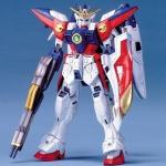 Mobile Suit Gundam Wing 1/100 W Gundam Zero Plastic Model(Pre-order)