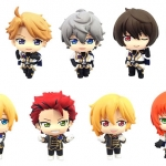 [Bonus] Color Colle - Ensemble Stars! Vol.5 Hangyaku! Ou no Kikou Hen 8Pack BOX(Pre-order)