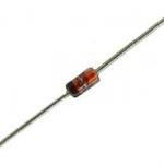 ซีเนอร์ไดโอด 3.6V ขนาด 0.5W 3.6V Zener diode 1N4744 จำนวน 5 ชิ้น