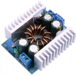 DC-DC Boost Converter 8-32V Step-up to 9-46V 150W 8A