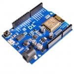 WeMos D1 Arduino WiFi UNO board ESP8266 Arduino IDE