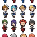 Ensemble Stars! - Pins Collection Part.1 16Pack BOX(Pre-order)