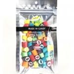 Foil of Colorful kisses (60g. Bag)
