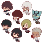 Blood Blockade Battlefront & BEYOND - RabaQ 8Pack BOX(Pre-order)