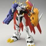 Digimon Reboot Omegamon Plastic Model(Pre-order)