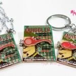 THE QUIBBLE เดอะ ควิบเบอร์ : สร้อยคอ พวงกุญแจ เข็มกลัด