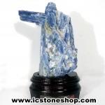 บูลไคยาไนท์ (Blue-Green Kyanite ) ผลึกธรรมชาติ (1.407Kg)