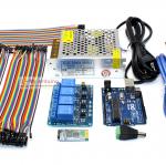 ชุดคิทโปรเจค Arduino เปิดปิดไฟบ้านผ่านมือถือ เชื่อมต่อ Bluetooth