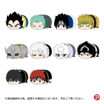 Weekly Shonen Jump 50th Anniversary Jump All Stars - PoteKoro Mascot Petite Part.2 10Pack BOX(Pre-order)