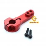 25T Servos metal rocker สีแดง (ใช้ได้กับ MG995 MG946R MG996R MG945 S3003)