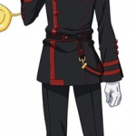 D.Gray-man HALLOW - Life-size Wall Scroll: Allen Walker(Pre-order)