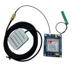SIM5320E Module GSM GPRS SMS Development Board With GPS PCB Antenna For Arduino