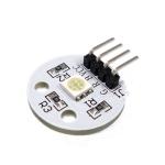 โมดูลแสดงผล RGB LED Module แบบผสม 3 สี RGB LED Full Color Board