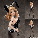 B-style - Girls und Panzer the Movie: Kay Bunny Ver. 1/4 Complete Figure(Pre-order)