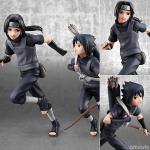 G.E.M. Series NARUTO Shippuden - Itachi Uchiha & Sasuke Complete Figure(Pre-order)