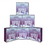 Ver.888 Cindialah Bounce Up Pac แป้งดินน้ำมัน แป้งซิลิโคน แป้งพัฟ กันน้ำ กันแดด 50 เท่า เนียนใส เด้ง ตลอดวัน SPF50+ PA+++ (6กลอ่ง)
