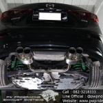 ชุดท่อไอเสีย Mazda 3 Skyactiv by PW PrideRacing