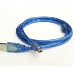 สาย Mini USB Cable (USB 2.0 A to USB Mini B) 1.5m