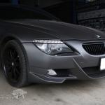 ชุดท่อไอเสีย BMW E63 635d