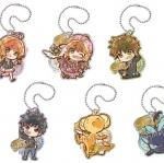 "Pita! Deforme - ""Cardcaptor Sakura Clear Card Hen"" Acrylic Keychain 8Pack BOX(Pre-order)"