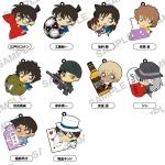 Detective Conan - PitaColle Rubber Strap 10Pack BOX(Pre-order)