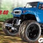TAMIYA GF01 4WD