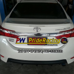 All New Toyota Altis ใส่ท่อ Js fx-pro