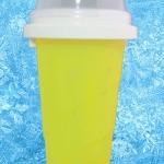 แก้วทำสเลอบี้ สีเหลือง
