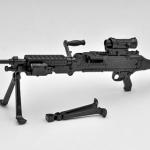 LittleArmory LA002 1/12 M240B Type Plastic Model(Pre-order)