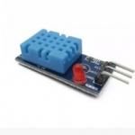 DHT11 Digital Temperature and Humidity Sensor แบบ PCB