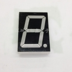 "2.30"" Common Cathode 1Bit Digital Tube 7 segment Red LED Display"