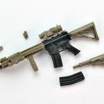 LittleArmory (LA037) M4A1SOPMOD BLOCK2 Type(Pre-order)