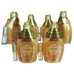 Genive เจลอาบน้ำทองคำ ผิวเนียนขาวสวยใส ลดริ้วรอย จุดด่างดำ ใน 1 สัปดาห์ Shower Gel Gold (ฟรีเซรั่ม ปลูกคิ้ว หนวด จอน) 6 ขวด