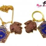 กบช็อกโกแล็ต : สร้อยคอ พวงกุญแจ